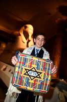 Bar Mitzvah University of Penn Museum Lower Egypt Gallery