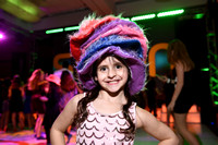 Having a great night of Fun on the dance Floor, a Girl of many Hats, Philadelphia Celebration
